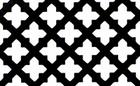 デザインパンチング 剣十字