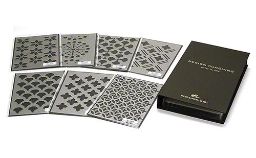 デザインパンチングサンプルブック