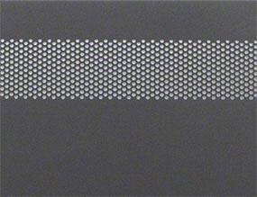 ポリカーボネートシートへの孔あけ加工の事例