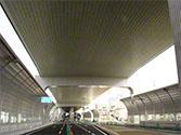防音パネル(高速道路)-パンチングメタル